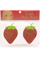 Edible Pasties - Strawberry(individual)