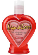 Liquid Love 4oz Cherry