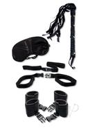 Ff Bedroom Bondage Kit Black